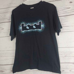 Vintage Tool Band T Shirt Mens Medium 2002 Lateral